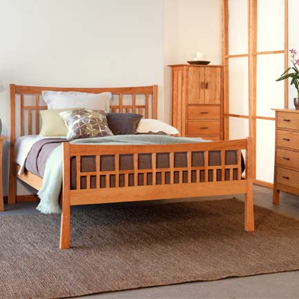 Awesome Wood Bedroom Sets Decoration