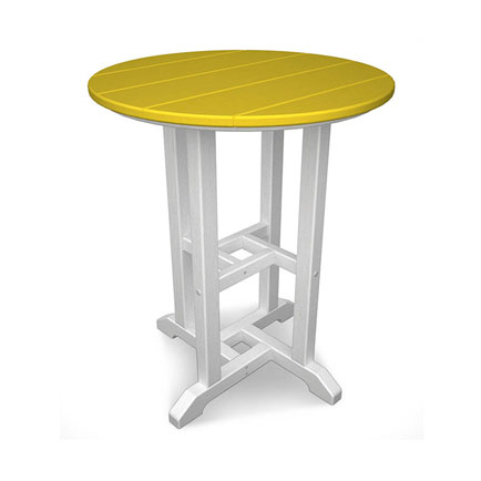 Contempo 24 Round Dining Table