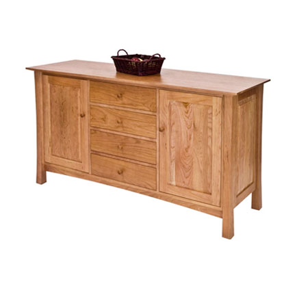 Andrews Contemporary Asian Sideboard