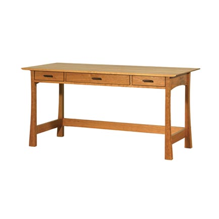 Contemporary Craftsman Library Desk