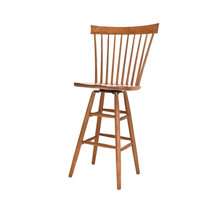 Country Windsor Counter/Bar Stool