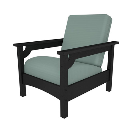 Deep Seating Club Chair