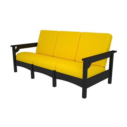 Deep Seating Club Sofa