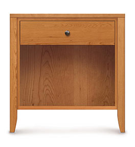 Dominion 1 Drawer Nightstand With Shelf