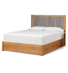 Dominion Storage Bed