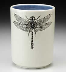 Utensil Cup - Dragonfly