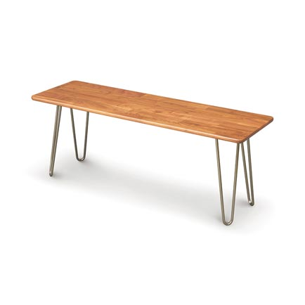 Essentials Cherry Bench