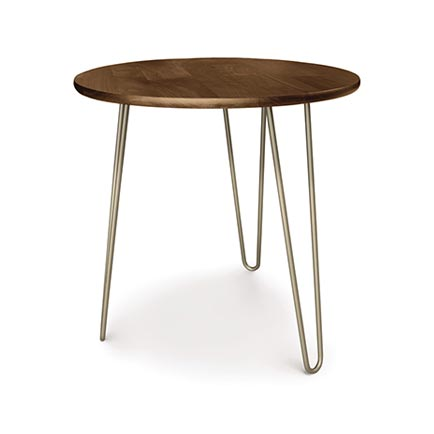 Essentials Round End Table