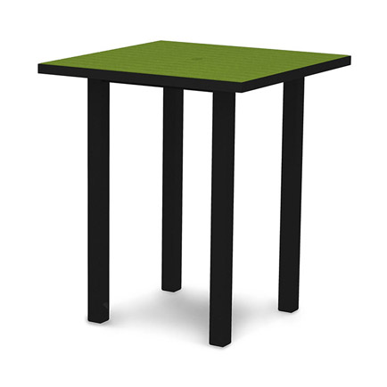 Euro Square Bar Table