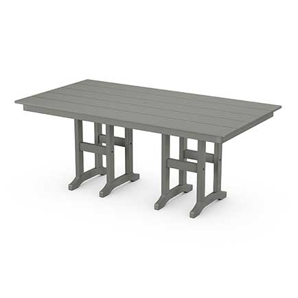 Farmhouse 37 x 72 Dining Table