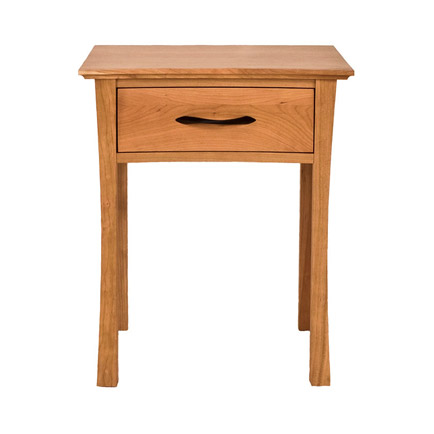 Green Mountain 1-Drawer Nightstand