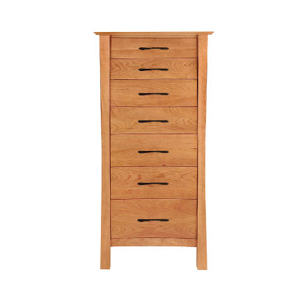 Green Mountain 7 Drawer Lingerie Chest