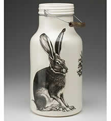 Jug with Handle - Hare