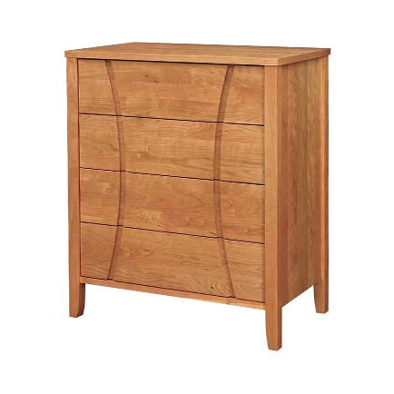 Holland 4-Drawer Chest