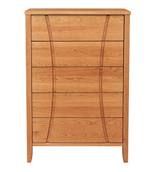 Holland 5-Drawer Chest