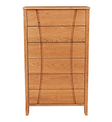 Holland 6-Drawer Chest