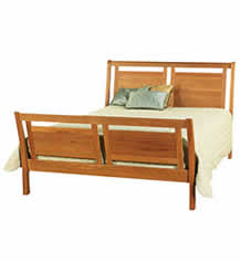 Incline Sleigh Bed