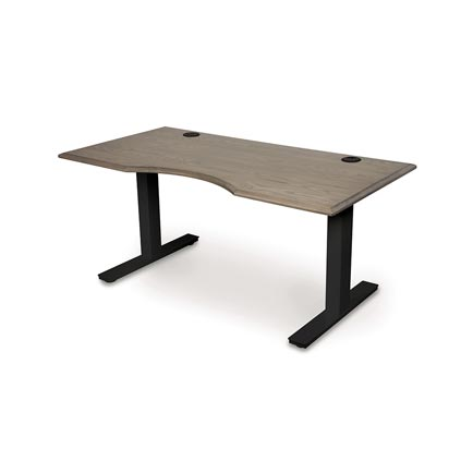 Invigo Ash Sit-Stand Desk