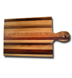 Large Hardwood Cutting Board