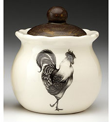 Sugar Bowl - Rooster