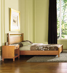 Mansfield Cherry Bedroom Set