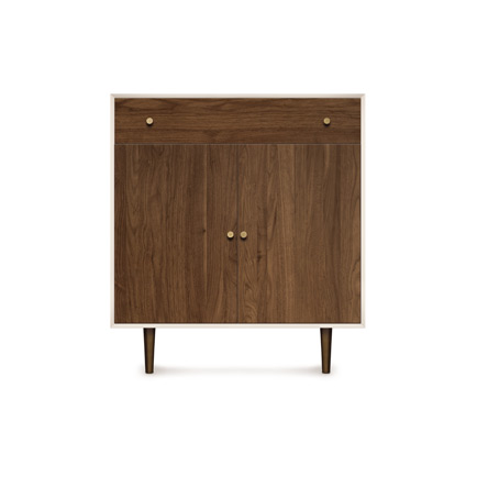 MiMo 1-Drawer 2-Door Dresser
