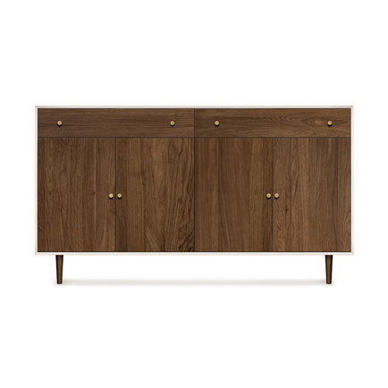 MiMo 2-Drawer 4-Door Dresser
