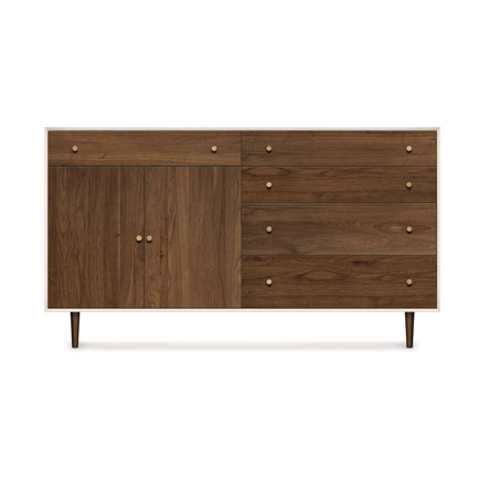 MiMo 5-Drawer 2-Door Dresser