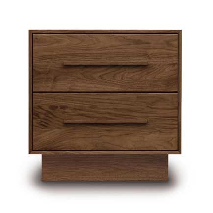 Moduluxe 2-Drawer Nightstand