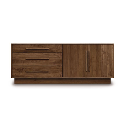 Moduluxe 3 Drawer, 2 Door Dresser - 29