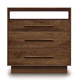 Moduluxe 3 Drawer + TV Organizer - 35