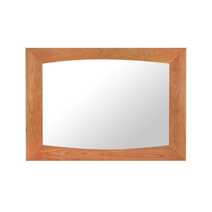 Natural Cherry Dresser Mirror