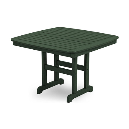 Nautical 37 Square Patio Dining Table