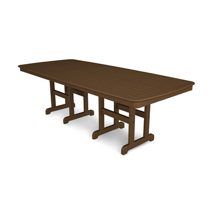 Nautical 44 x 96 Rectangular Dining Table
