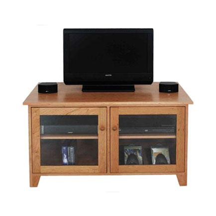 New England Shaker Entertainment Center 48