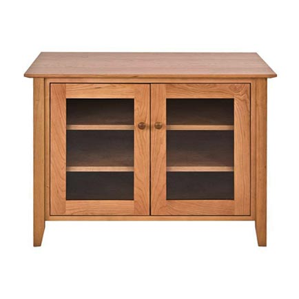 New England Shaker Entertainment Center 35