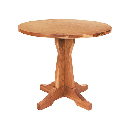 New England Shaker Lamp Table