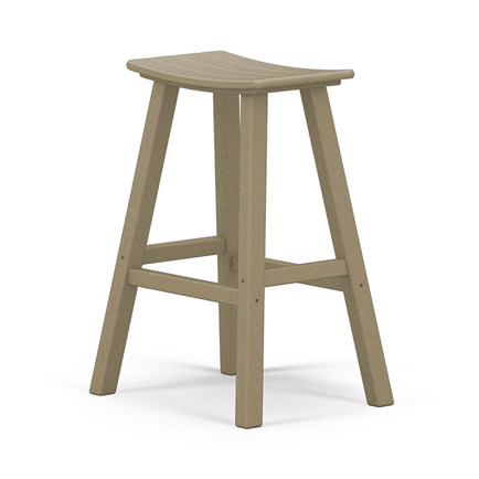 Outdoor Saddle Seat Bar Stool  sc 1 st  Vermont Woods Studios & Outdoor Bar Stools u0026 Counter Chairs - Vermont Woods Studios islam-shia.org