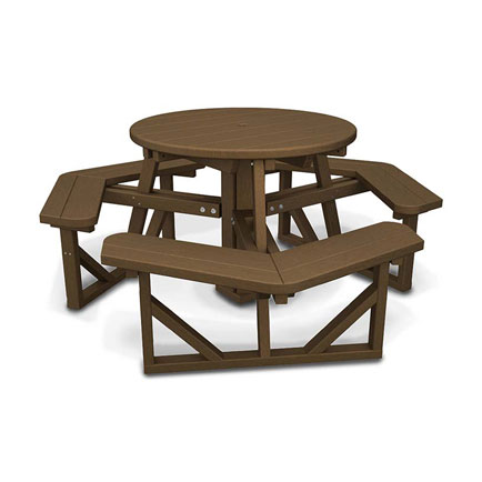 Park 36 Round Picnic Table