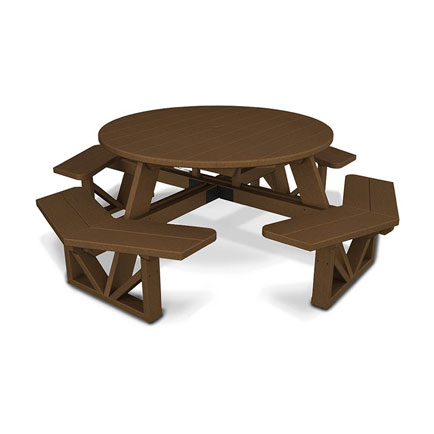 Park 53 Octagon Picnic Table