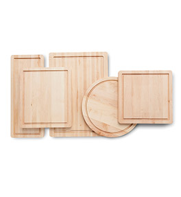 Maple Food Preparation Board