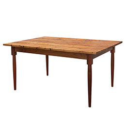 Reclaimed Barnwood Farm Table