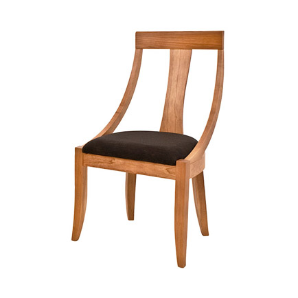 Round Back Chair by Lyndon Furniture