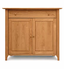 Sarah 2 Door, 1 Drawer Small Buffet