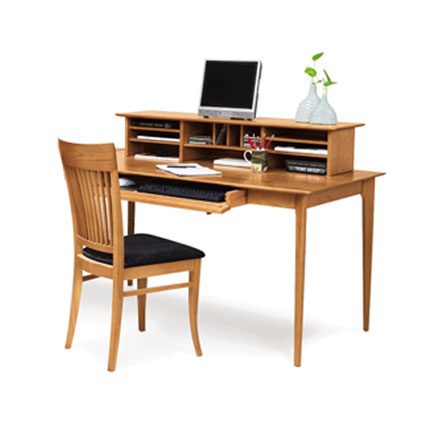 Hardwood Home Office Desks
