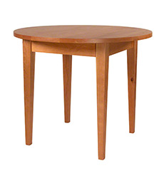 Classic Shaker Round Dining Table - In Stock
