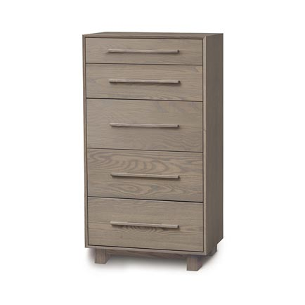 Sloane Ash 5-Drawer Chest