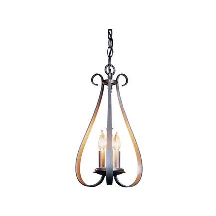 Small Sweeping Taper #1 Chandelier
