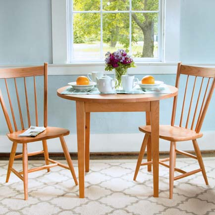 Small Classic Shaker Dinette Set