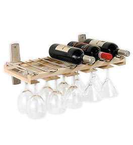 Stemware and Wine Rack